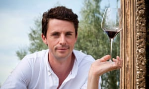 Matthew Goode, a retired bombardier in waiting.