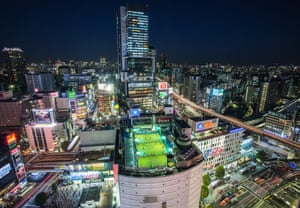 Tokyo is the first megacity to see the end of population growth.