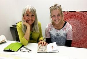 Nicola Davies and Cathy Fisher