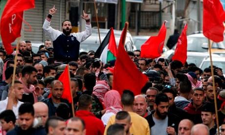 Israeli soldiers kill teenage Palestinian medic near Bethlehem