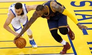 901a00ef5f9d NBA finals  Warriors cruise past Cavaliers despite misfiring Steph Curry