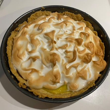 Chez Panisse's key lime pie. Thumbnails by Felicity Cloake.
