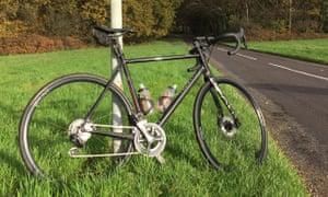 mason resolution bike in surrey hills