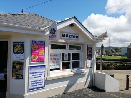 Morton's Ballycastle, Northern Ireland