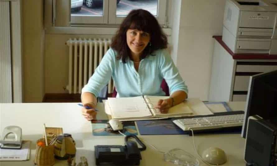 Linda Casanova Siccardi
