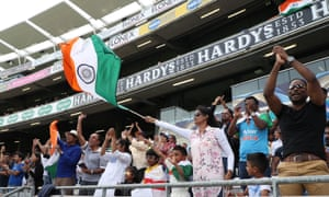 There were plenty of enthusiastic supporters at Edgbaston last week.
