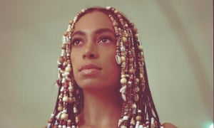 A voice that is almost unspeakably lovely … Solange Knowles
