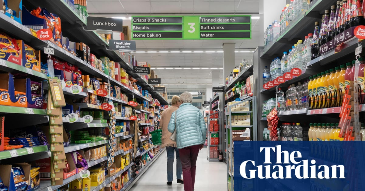 UK supermarket prices 'to rise by 5%' as supply chain costs increase