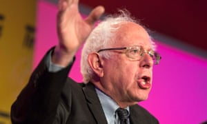 """""""They now apparently want a war in Iran as well,"""" senator Bernie Sanders said in reaction to 47 Republican senators signing an open letter to Iran on Monday."""