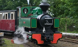 Sittingbourne and Kemsley Light Railway in Kent
