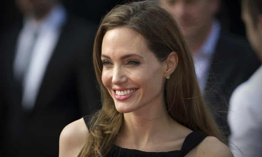 'Sometimes I try to just sit at home and do something calmer and just be in my life. You know, not trying to solve a lot of things at once': Angelina Jolie Pitt.