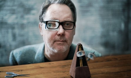 Jim Moir (AKA Vic Reeves) in BBC's Gaga for Dada: The Original Art Rebels