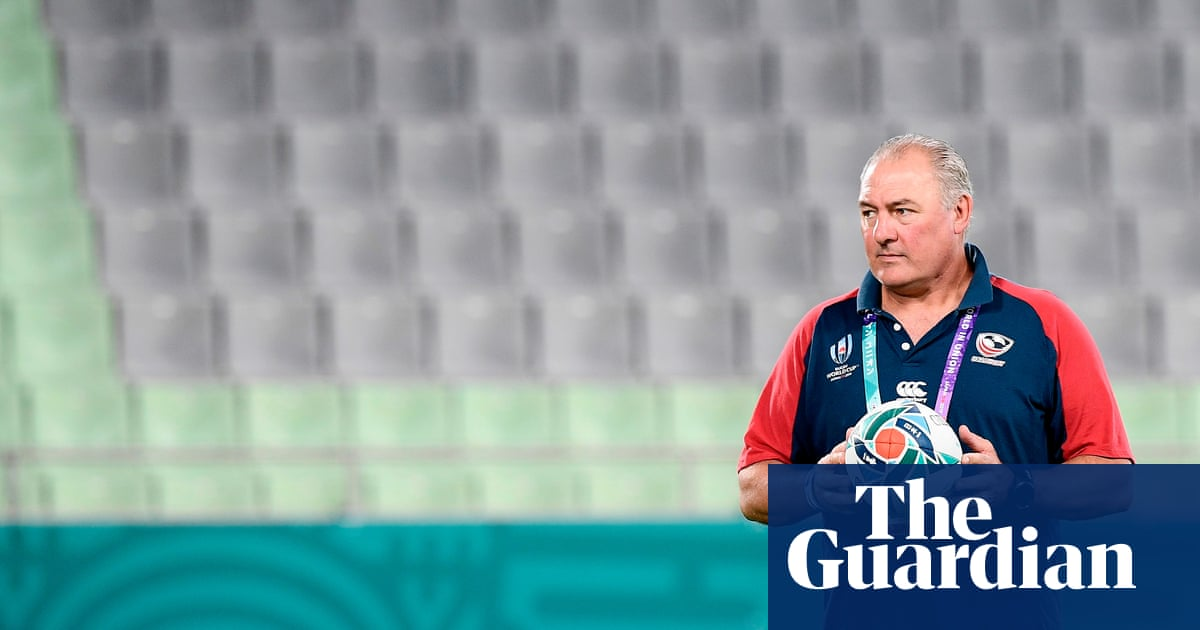 USA coach refuses to bite after 15 Donald Trumps remark by Eddie Jones