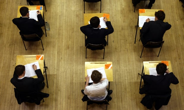 Should a 13 year old have to do an english GCSE exam?