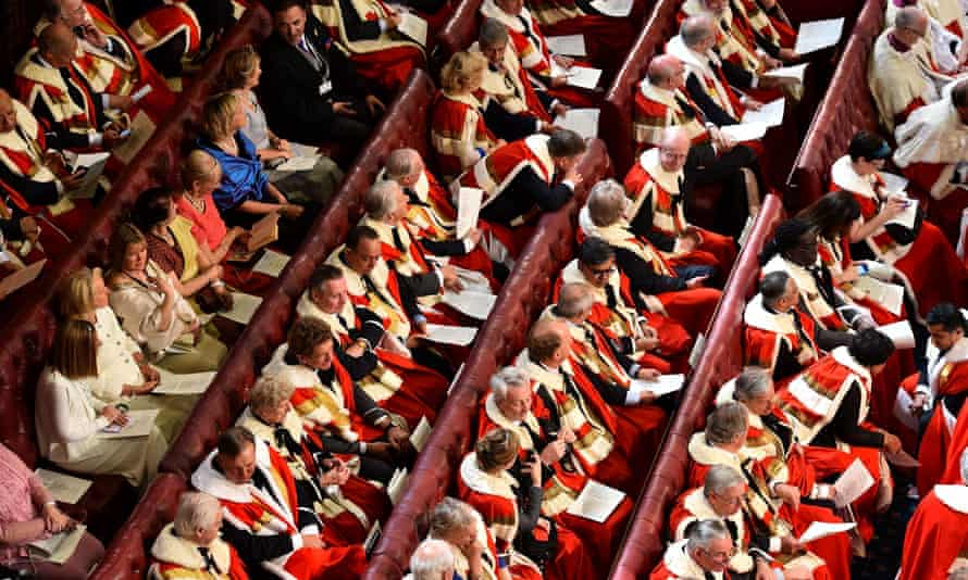 The prime minister is said to be open to also encouraging some peers to stand down and retire.