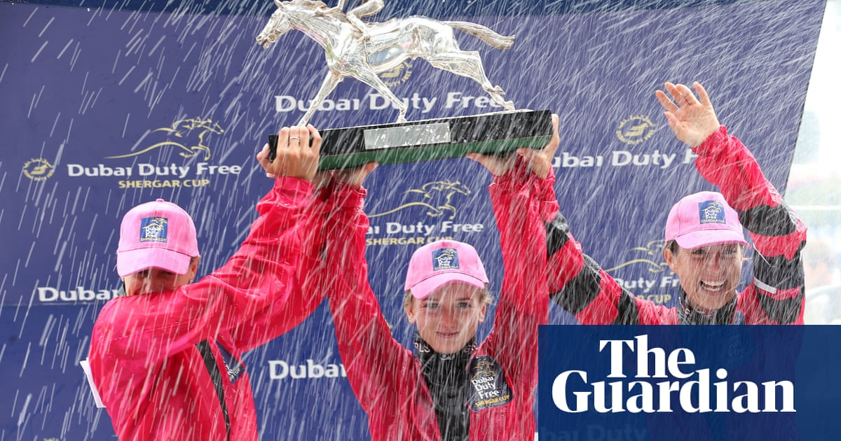 Talking Horses: Hayley Turner has big chance of landing Shergar prize | Chris Cook