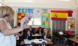 Modern language teaching 'under threat from tough exams