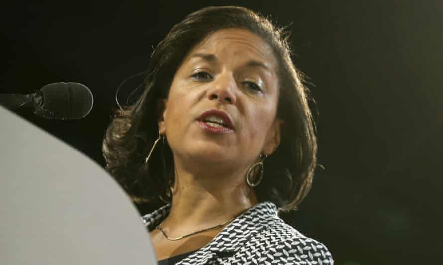 'There is no equivalence between so-called unmasking and leaking,' Rice says.