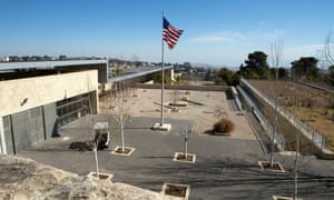 The US consulate in West Jerusalem