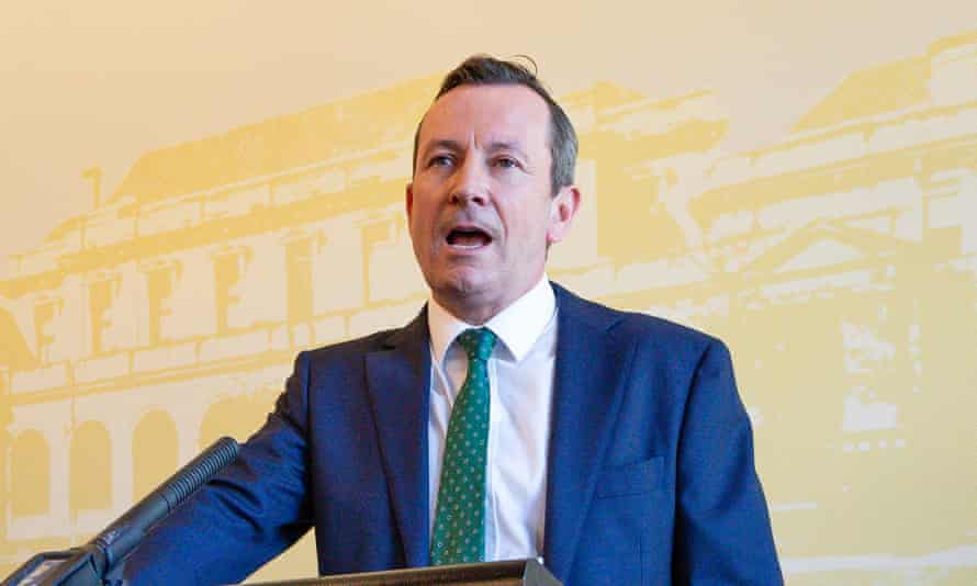 Western Australian premier Mark McGowan plans to advocate for a ban on travellers from India during Thursday's national cabinet meeting.