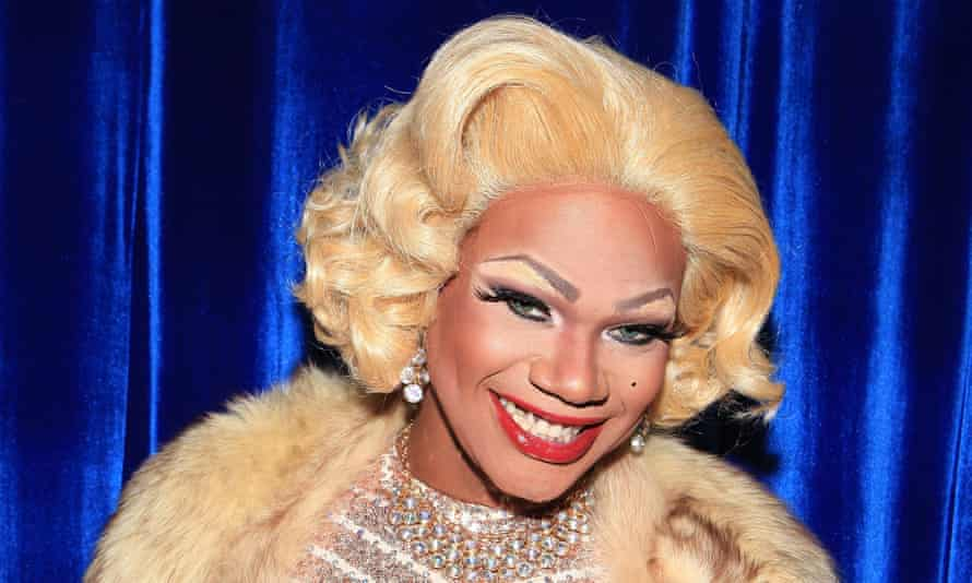 Chi Chi DeVayne from RuPaul's Drag Race, who has died aged 34.
