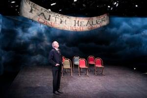 Colin Friels as Frank in Faith Healer