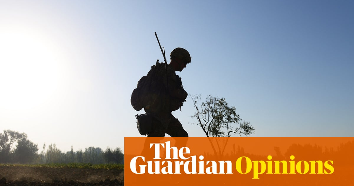 Boots on the ground' and other military jargon are designed to