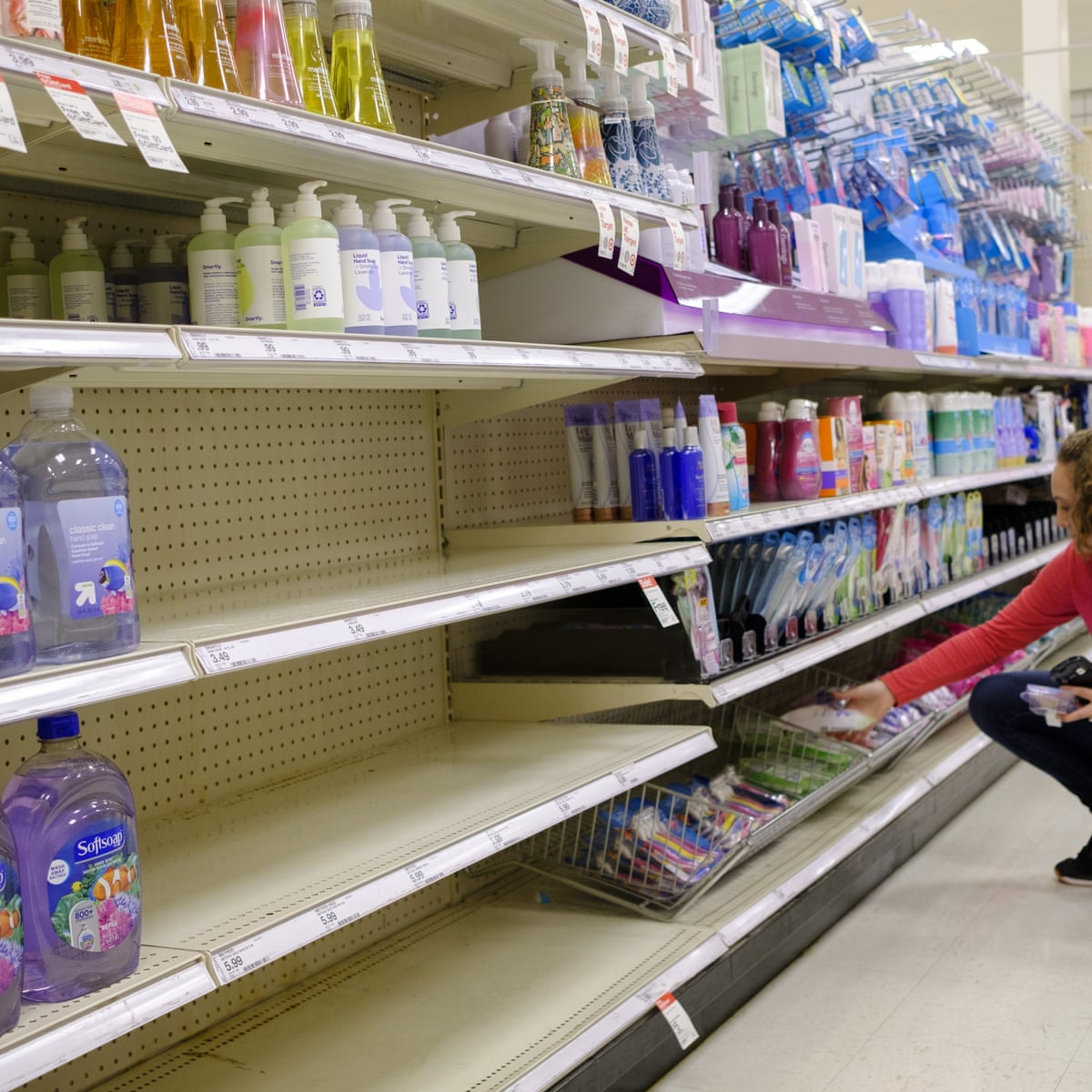 Target and Walmart aren't protecting staff amid pandemic, workers say |  Walmart | The Guardian