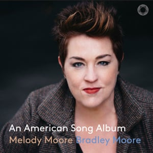 Melody Moore: An American Song Album artwork.