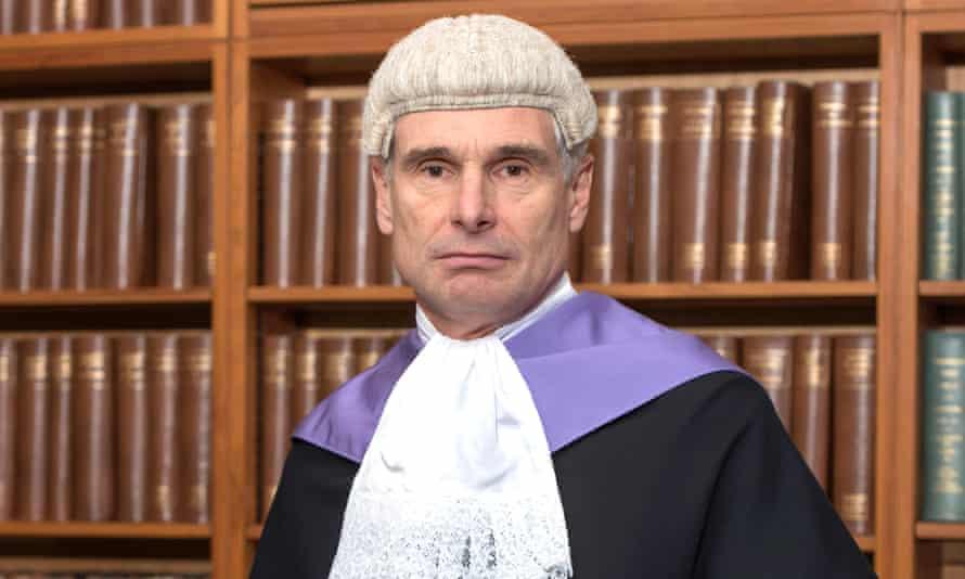 His Honour Judge Robin Tolson QC.