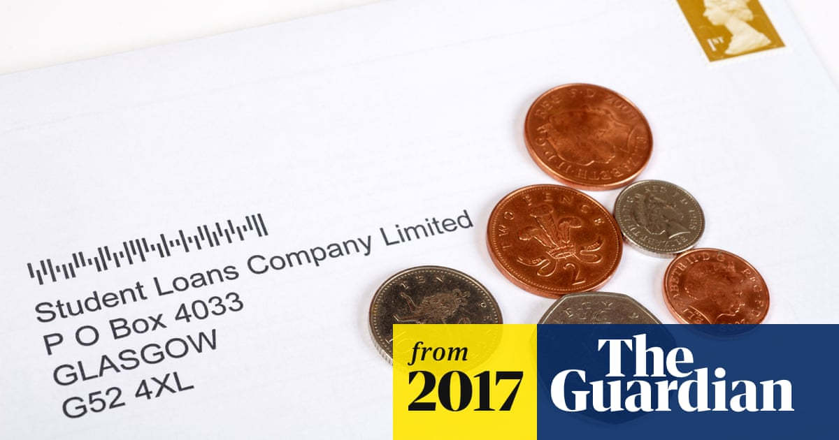 UK students should not try to pay off loans early, research