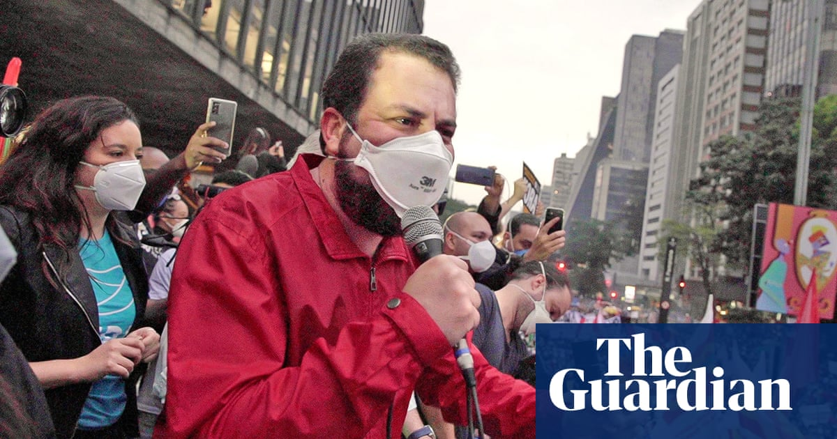 The Brazilian protest leader determined to bring Bolsonaro's 'genocidal' government down – video
