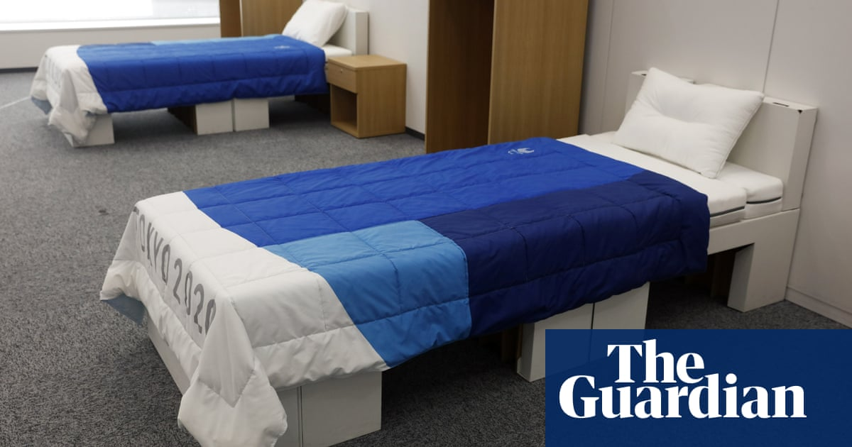 Tokyo 2020 beds to be made from cardboard and recycled after Games