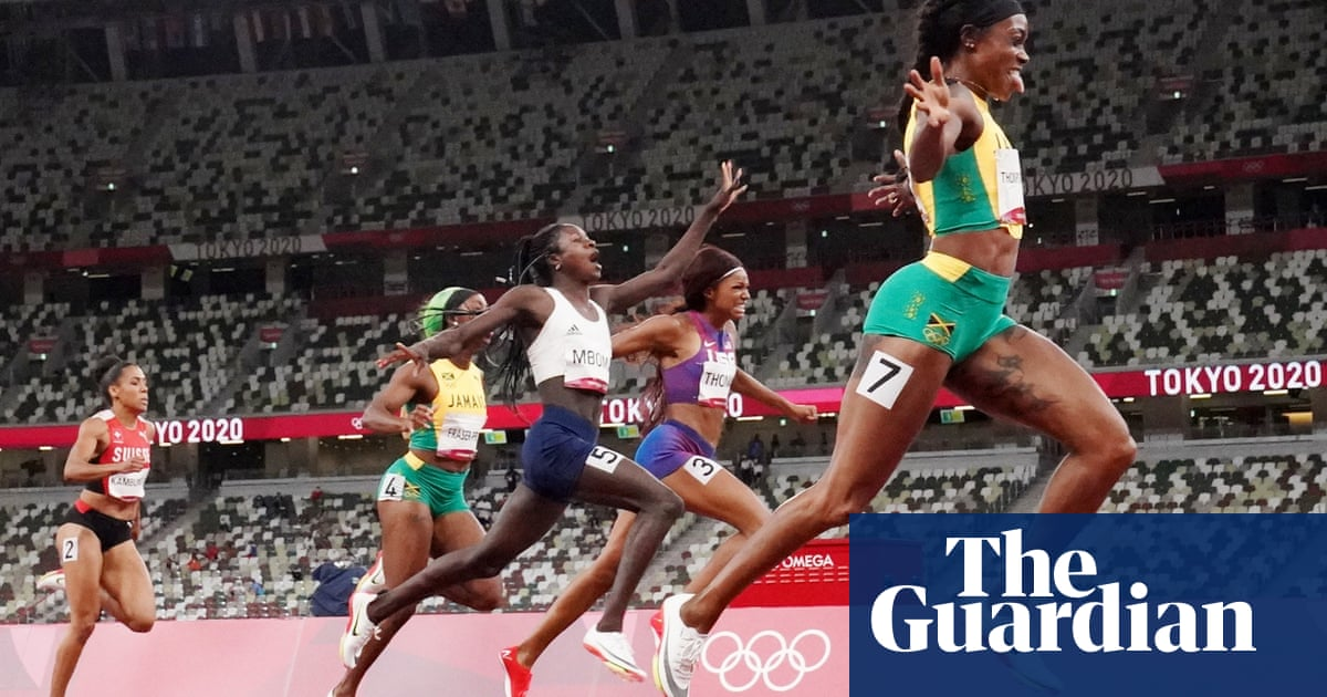 Unassailable Thompson-Herah strikes second gold of Tokyo 2020 in 200m final