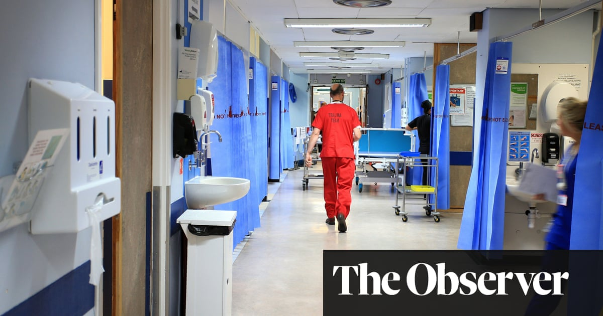 Nursing crisis sweeps wards as NHS battles to find recruits