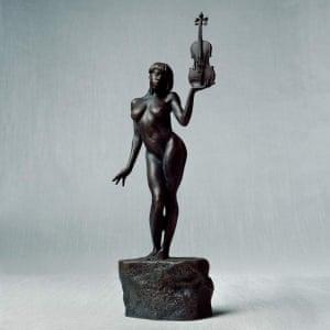 Sudan Archives: Athena album art work