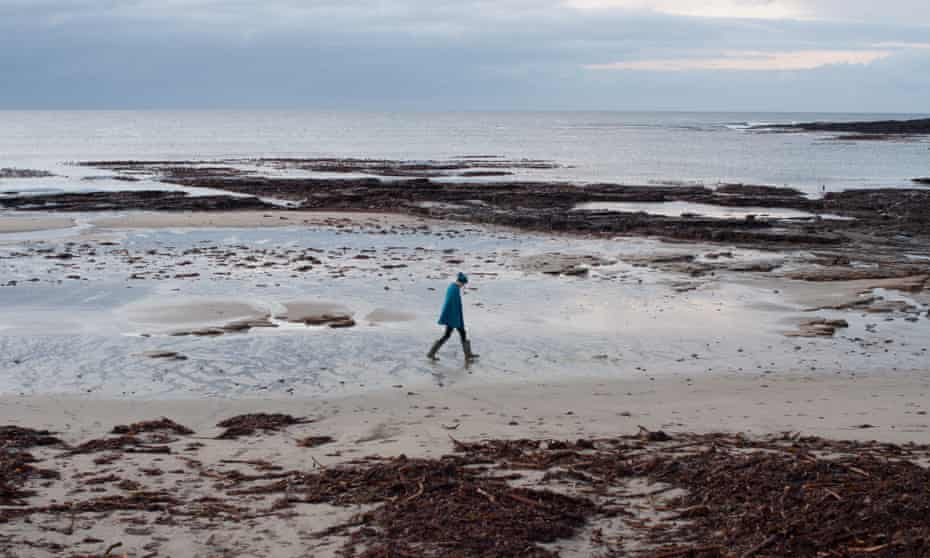 Amy Liptrott on Orkney: 'I get used to noticing and homing in on anything that looks a bit different among the pebbles.'
