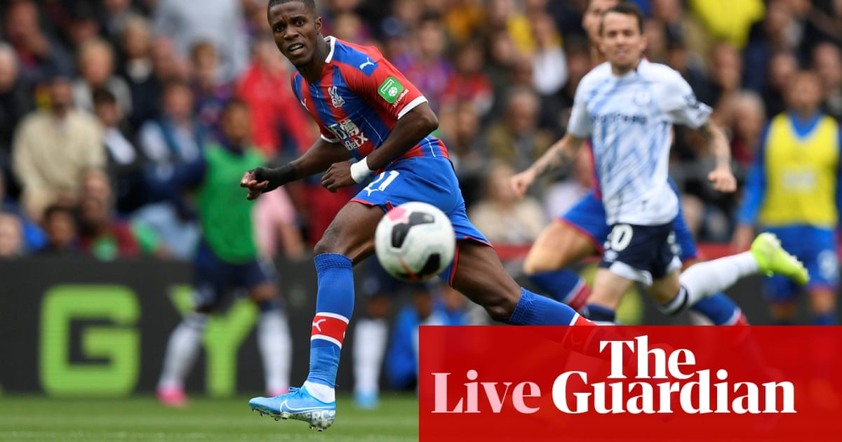 Crystal Palace 0-0 Everton, Watford 0-3 Brighton and more: clockwatch – live!