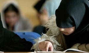 UK Muslim pupils