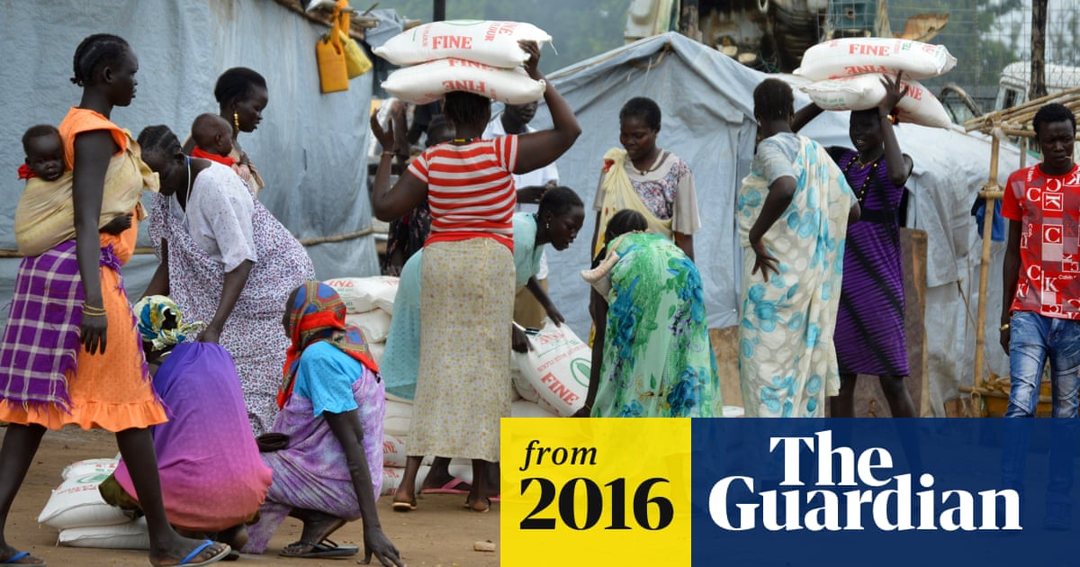 It was like being in a boys' club': female aid workers on