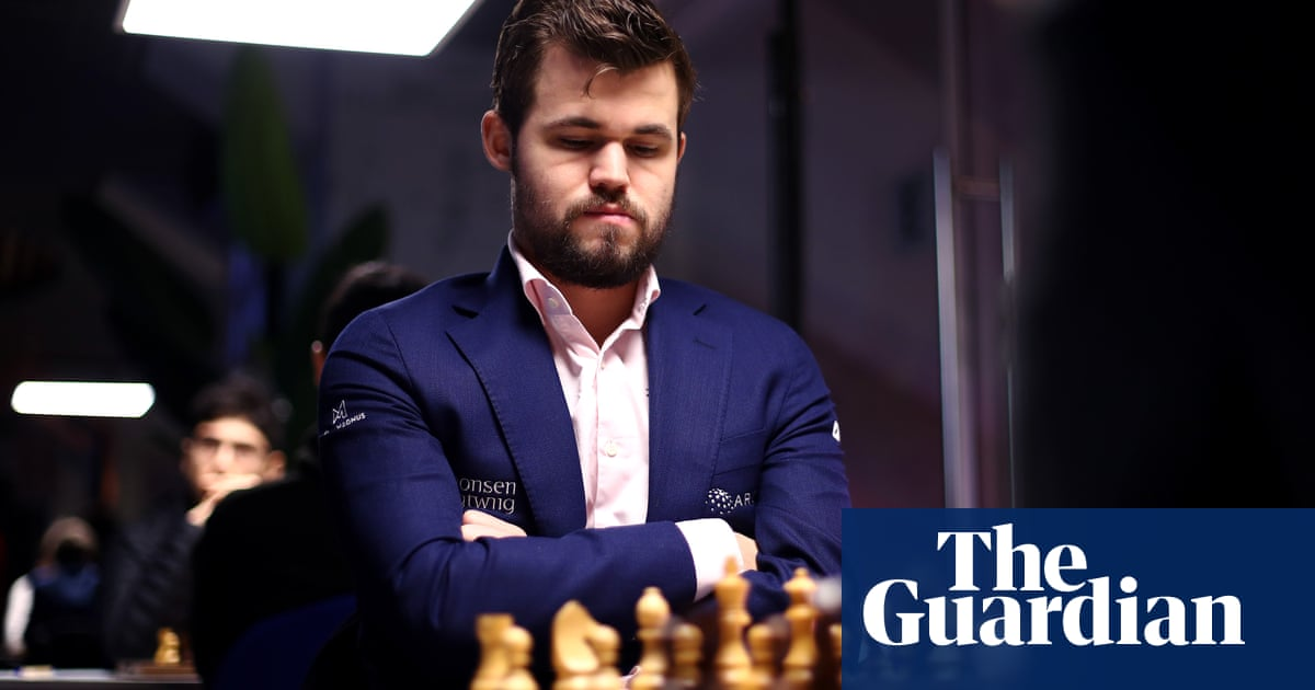 Chess: Carlsen wins with 1 f3 as Play Magnus raises $42m in Oslo listing