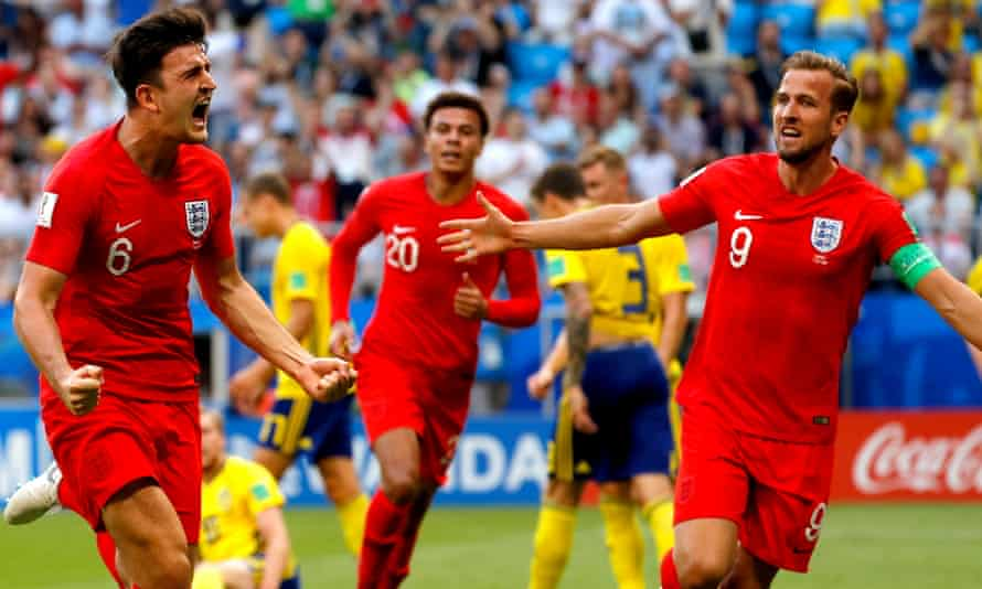 The joy of watching England winning should not be ruined despite the UK being an international basket case.