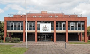 East Berkshire magistrates court in Maidenhead