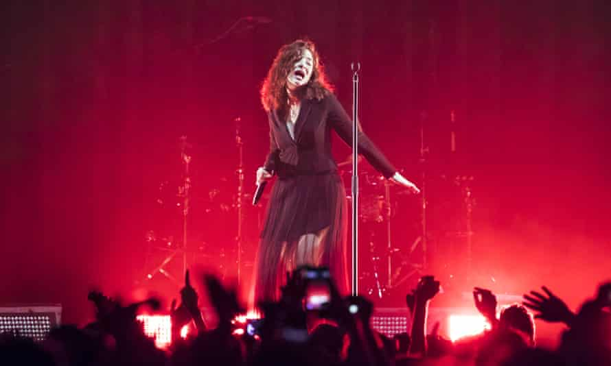 Lorde on state