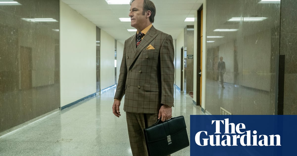 Better Call Saul is back after a two-year wait – and it's more masterful than ever