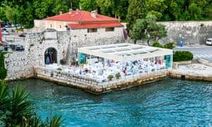 Foša restaurant, Zadar, Croatia