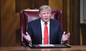Donald Trump on Celebrity Apprentice