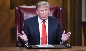 Donald Trump on Celebrity Apprentice: 'A culture where you can get away with anything, so long as it has the surface sheen of spectacle.'