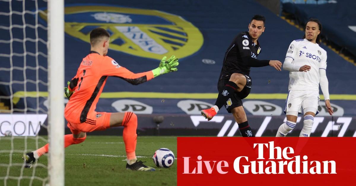 Leeds United 0-1 Aston Villa: Premier League – as it happened
