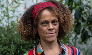 Bernardine Evaristo, who won the Booker last year for Girl, Woman, Other.